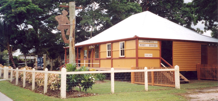 Cardwell visitor information and bush telegraph heritage centre
