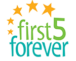 First five forever logo square rz