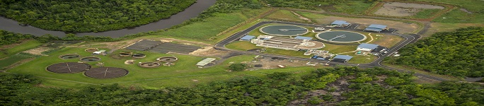 Innisfail Sewerage Treatment Plant - August 2012